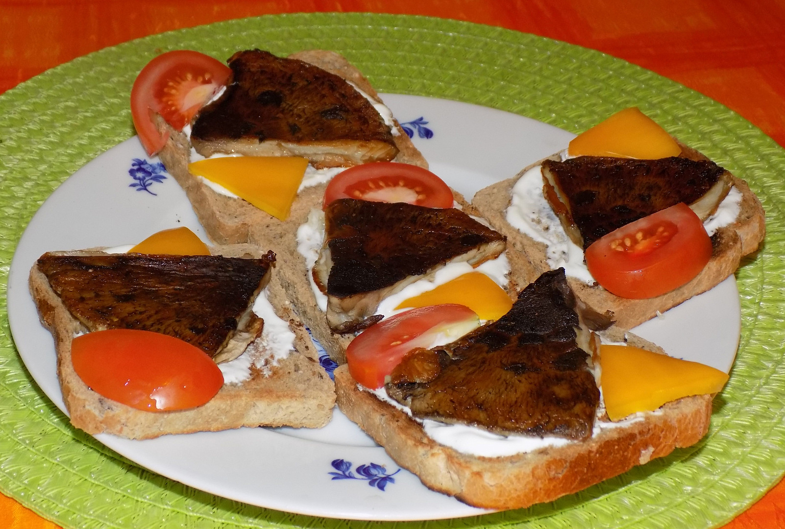 Bedlové toasty