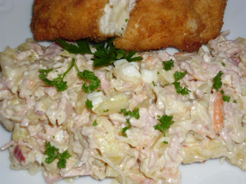 Bramborovy salat ala LIDL