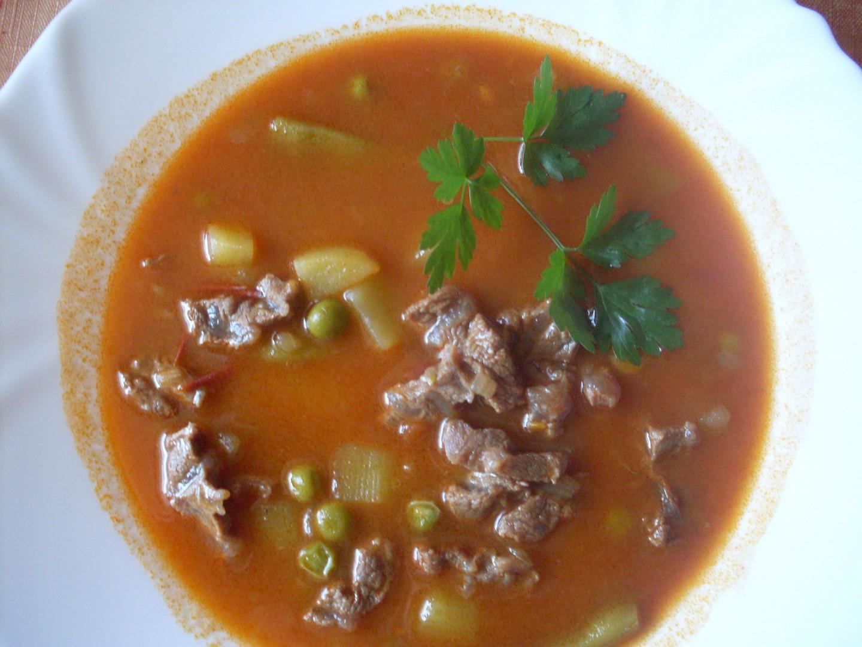 Brazilská polévka