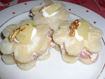 Celerové dortíčky