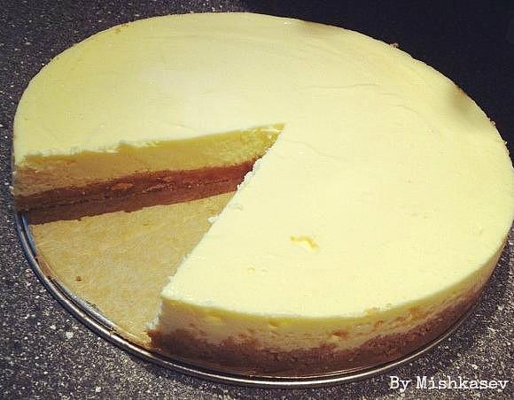 Cheesecake by Mishkasev