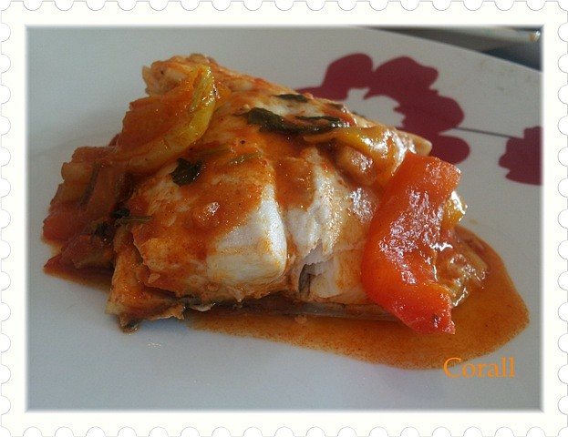 Chraime- ryba v omáčce