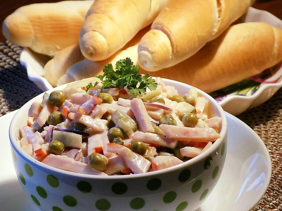 Debrecínský salát