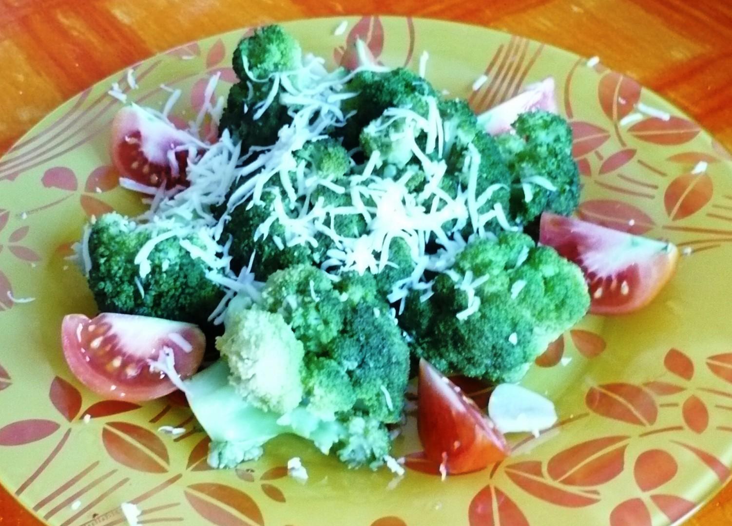 Dietní brokolička
