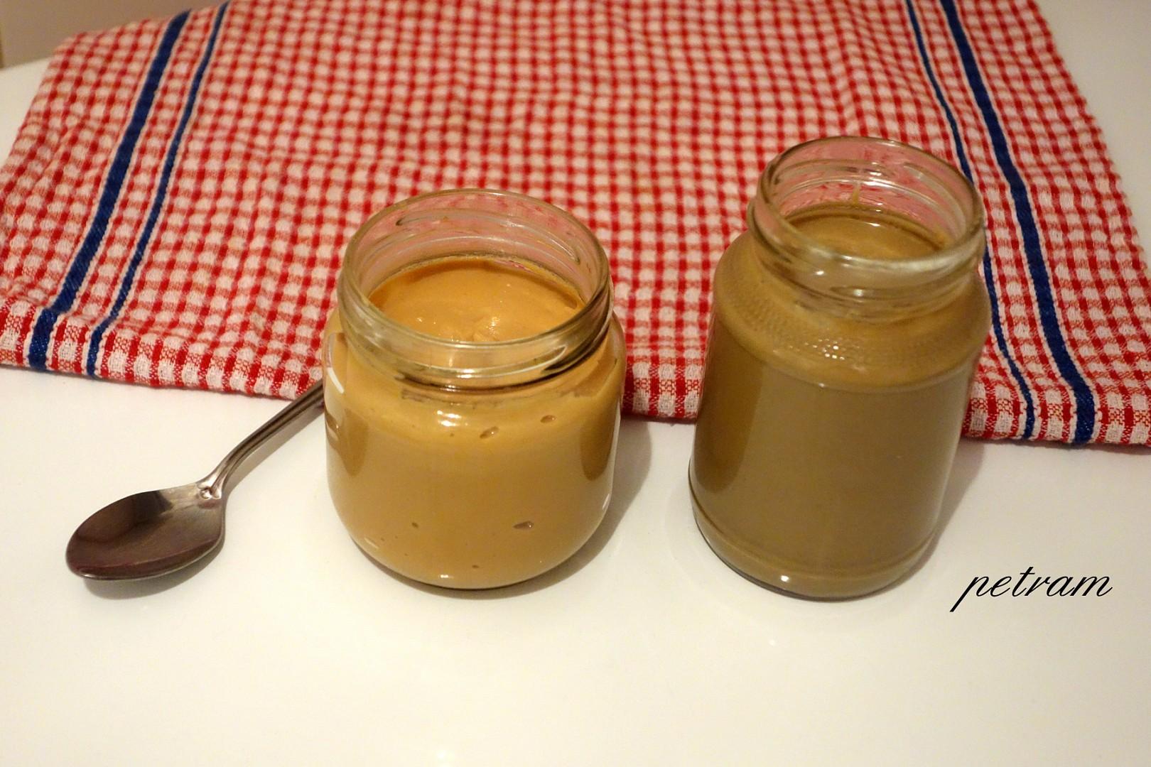 Domácí ořechová a semínková másla