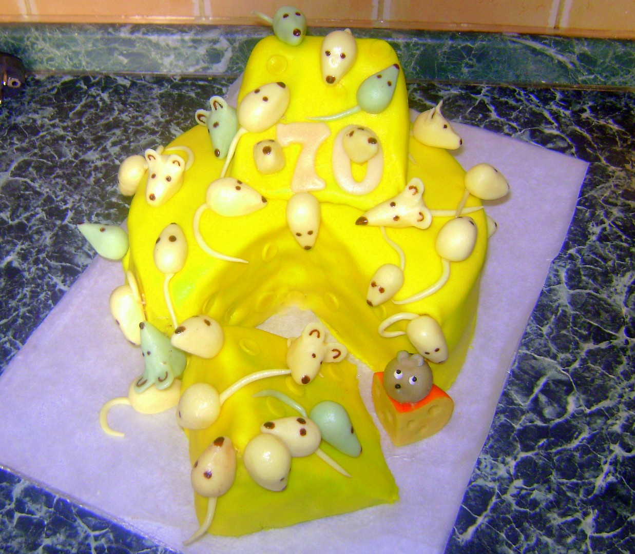 Dort - Myšky na sýru