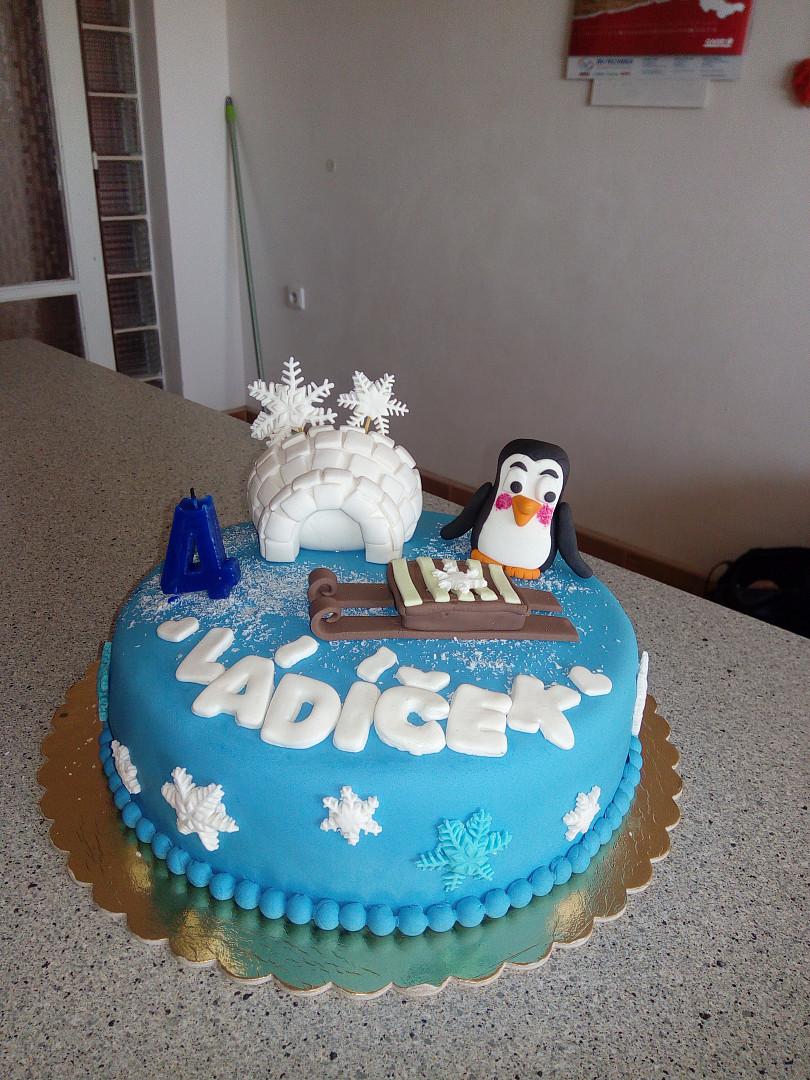 Dort s tučňáčkem