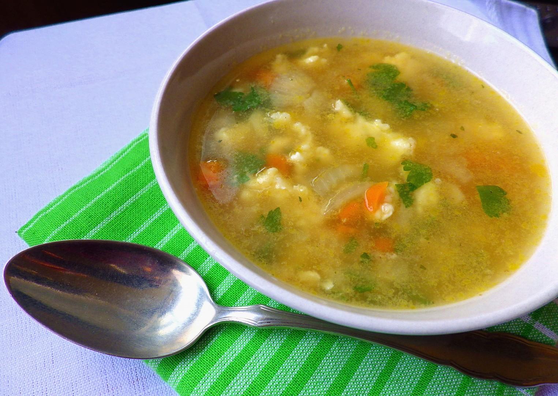 Falešná dršťková polévka II.