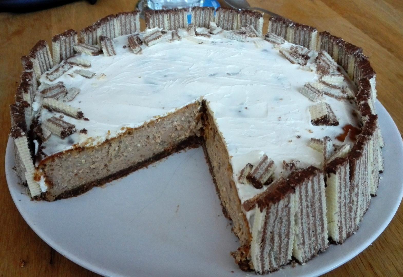 Horalkový dort