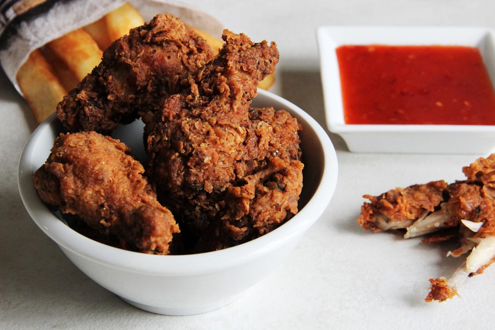 Hot wings - kuřecí křidélka KFC