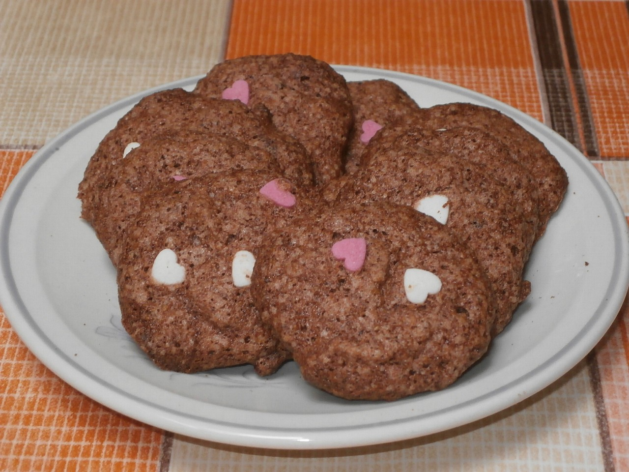 Hrníčkové čoko-sušenky