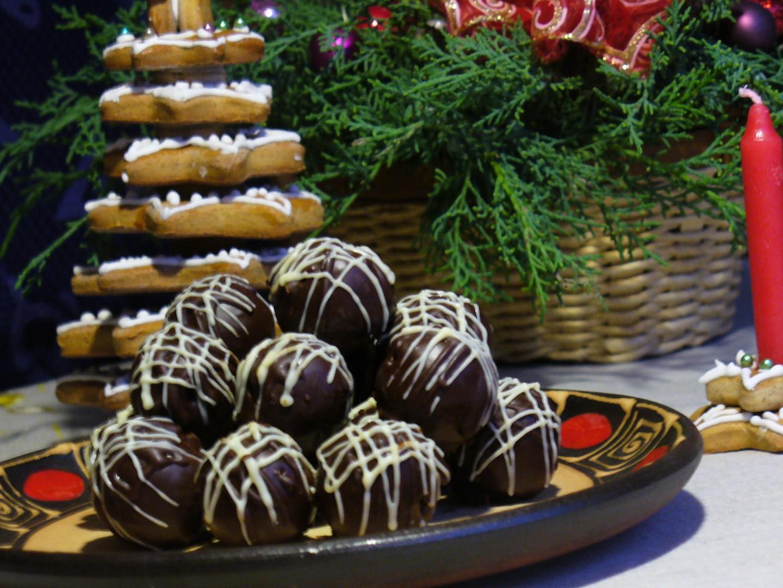 Karamelovo - kokosové kuličky