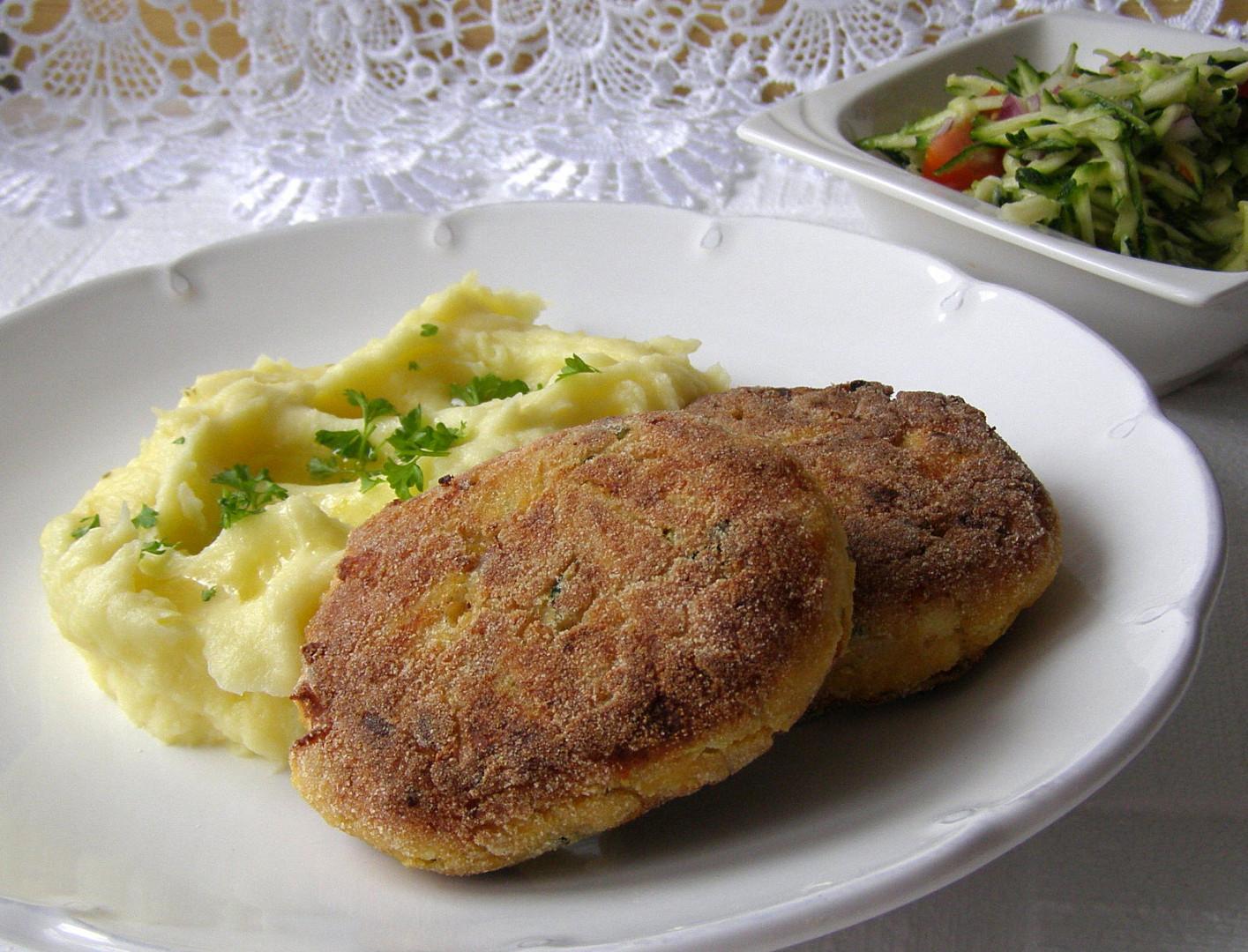 Karbanátky ze zbytku pečeného kuřete