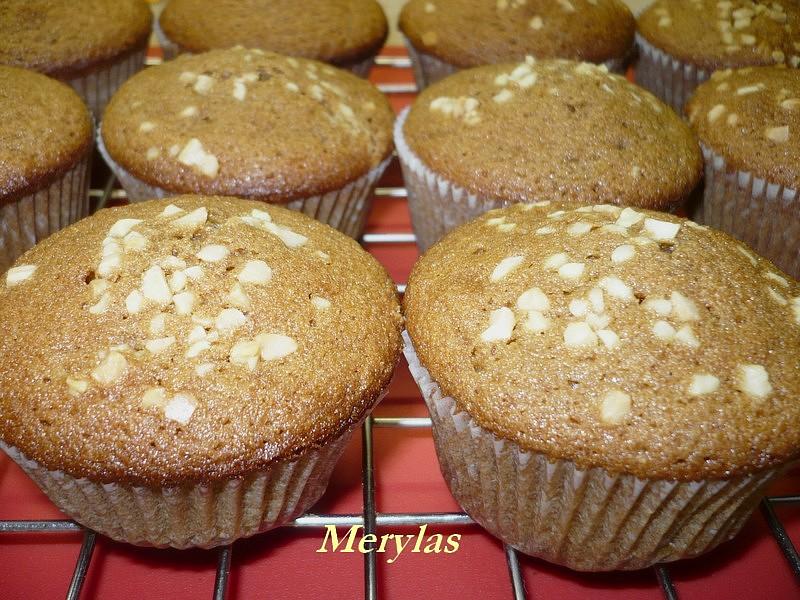 Kávové muffinky