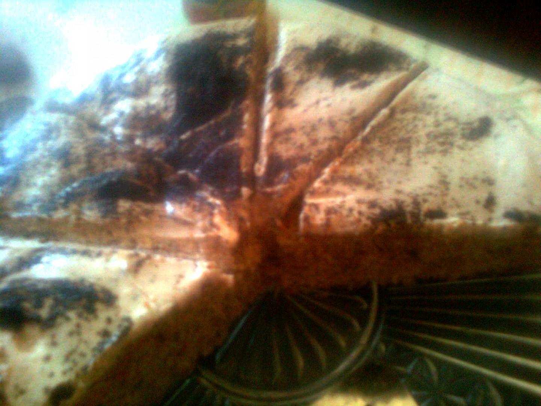 Kávový dort pro babičku