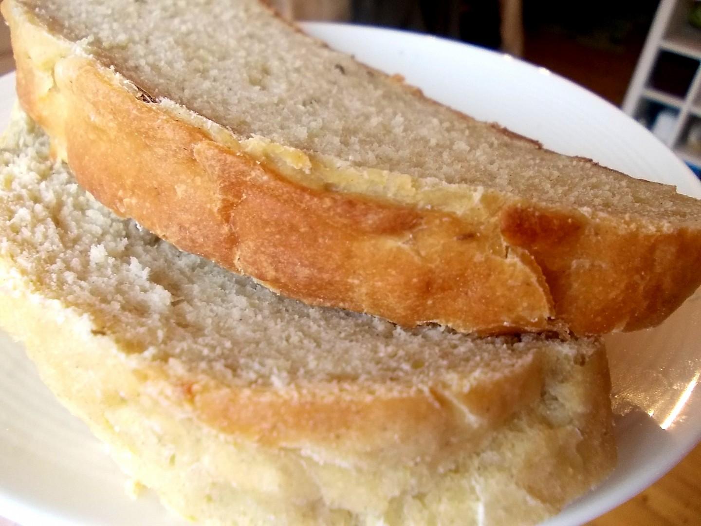Kořeněný bramborový chléb
