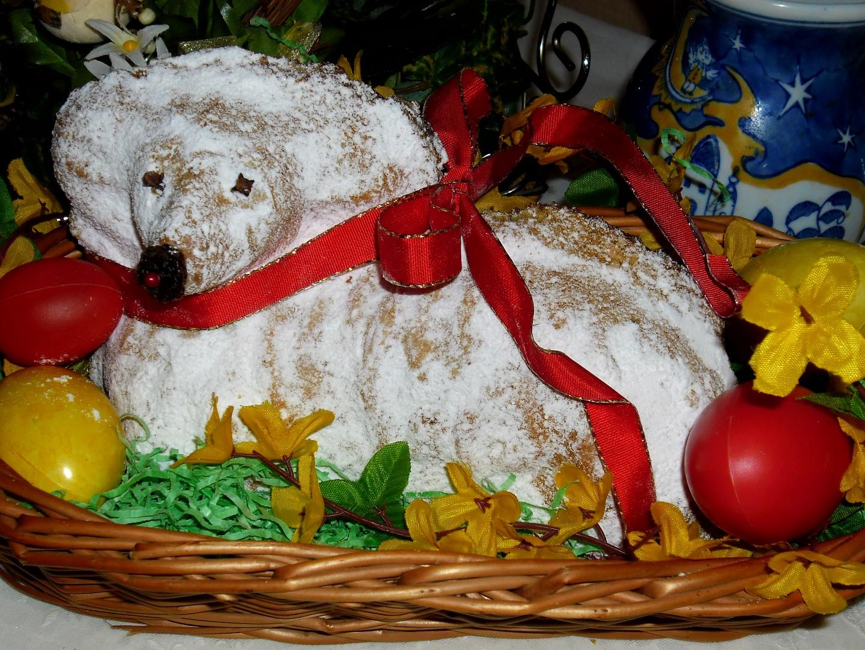 Křehounký velikonoční beránek, na kterého nezapomenete