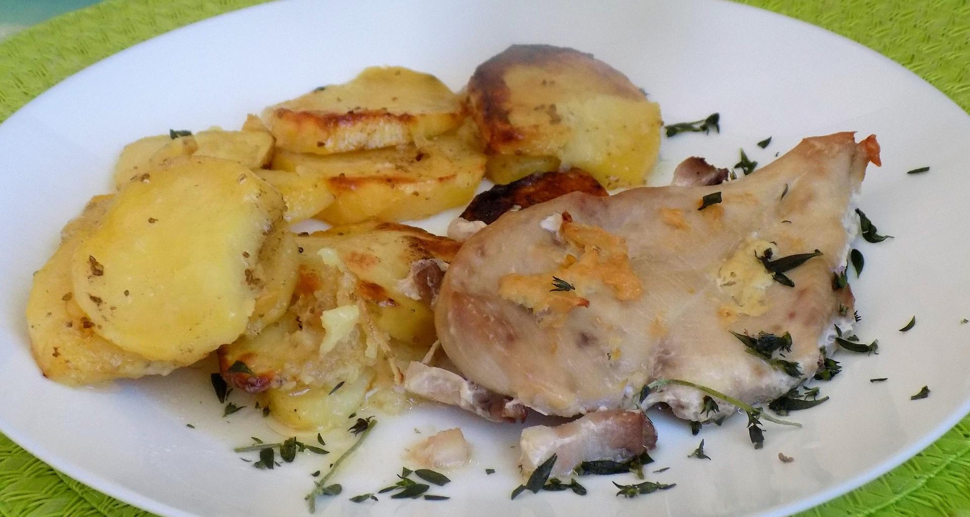 Kuře impregnované česnekem - v troubě, tlakáči, v remosce i v PH