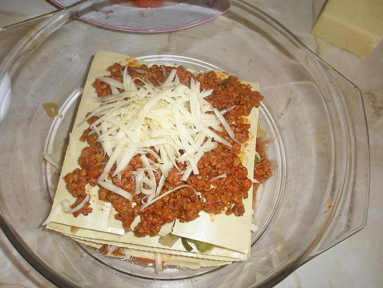 Lasagne podle Kroupovky