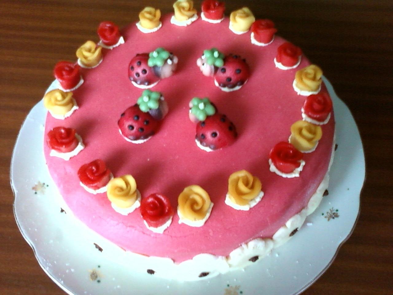 Maminčin dortík