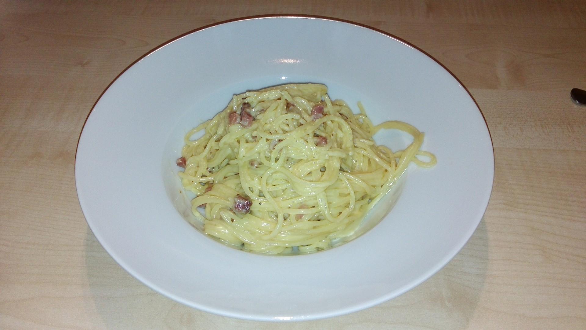 Mirčiny špagety