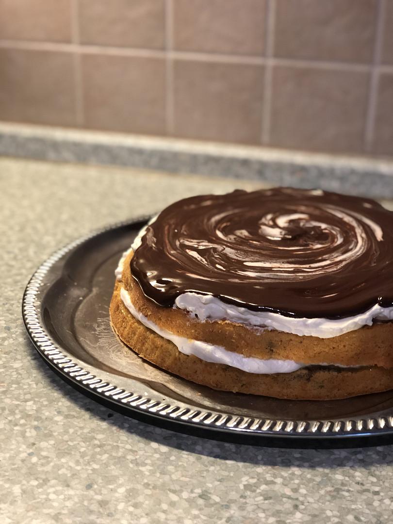 Mrkvový dort podle Eduarda