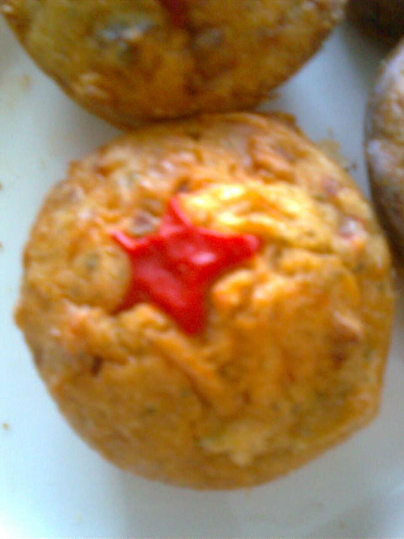 Muffiny naslano