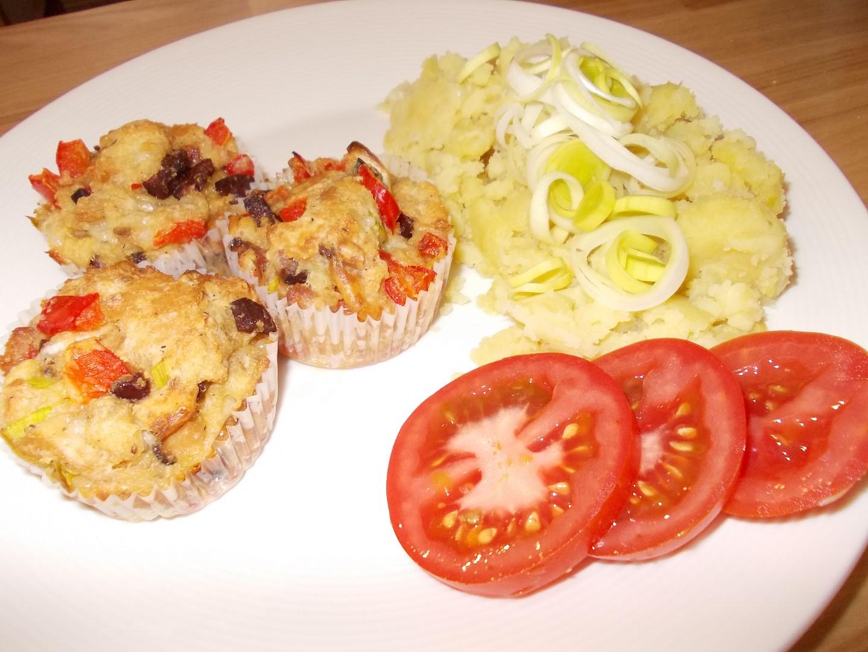 Nádivkové muffinky