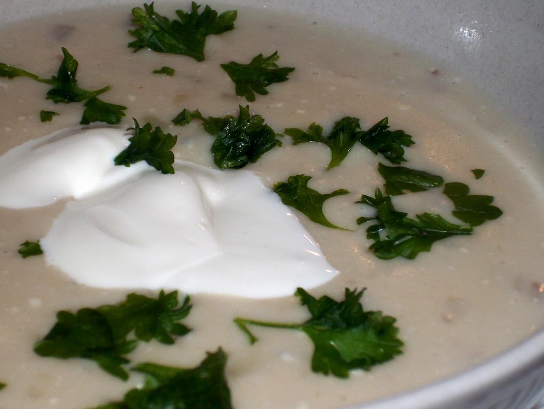 Nivová polévka
