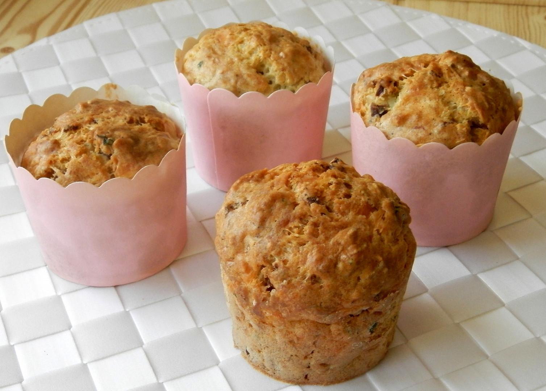 Nivové muffiny