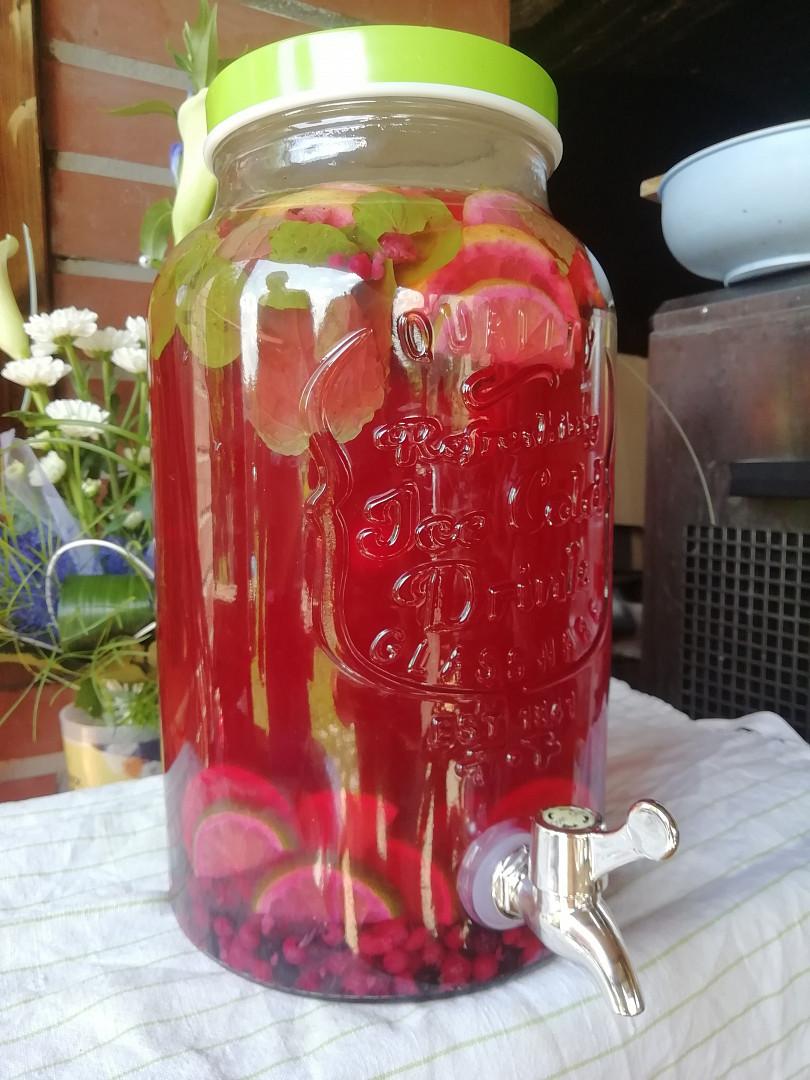 Osvěžující letní limonáda