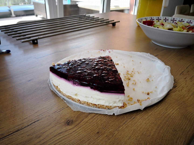 Ovocný dort jako z CrossCafé