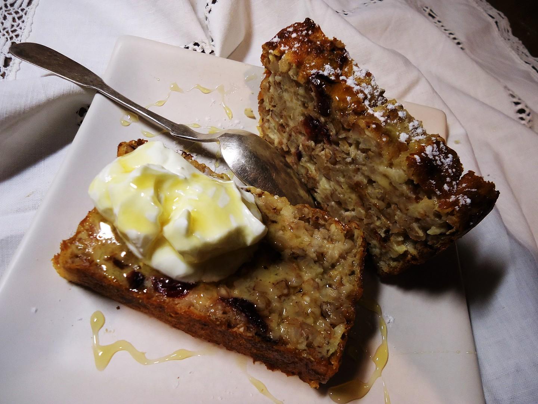 Pohankový biskupský chlebíček