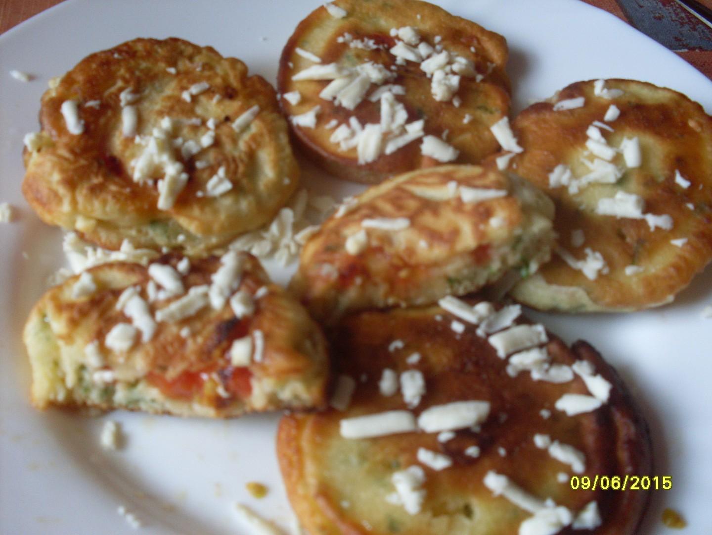Rajčata v těstíčku smažená