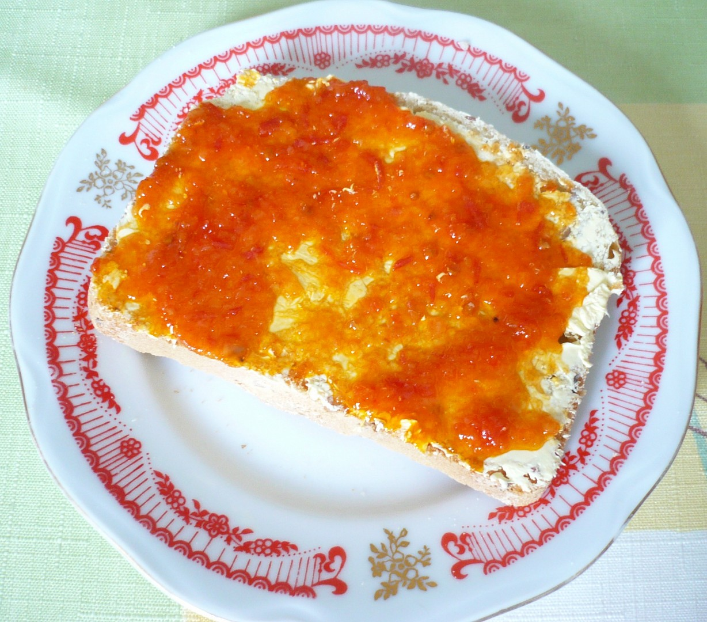 Rajčatovo-papriková pomazánka