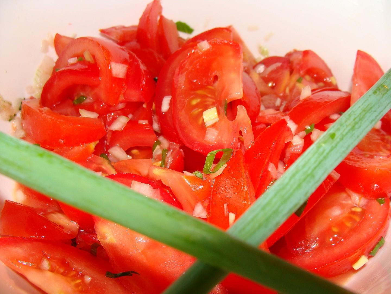 Rajčatový salát II.