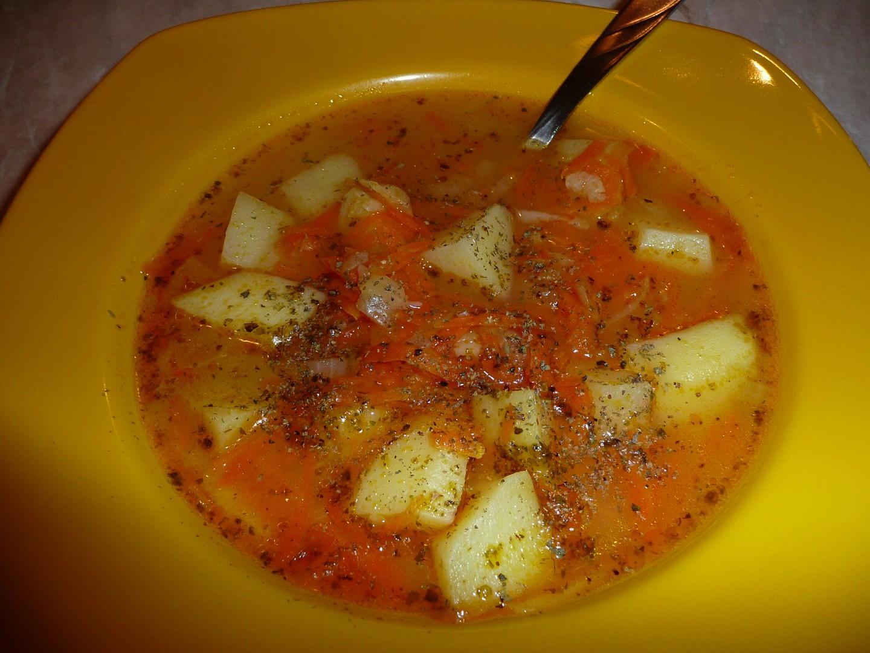 Savojská bramborová polévka