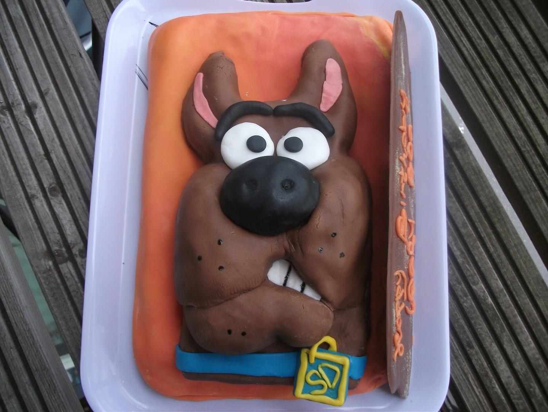 Scooby Doo dort