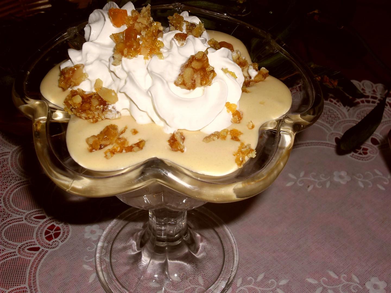 Semifredo aneb domácí zmrzlina ze 3 surovin