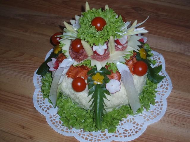 Slané dorty od Jitky