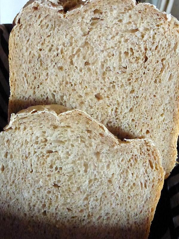 Špaldovo-žitný chlebík z DP