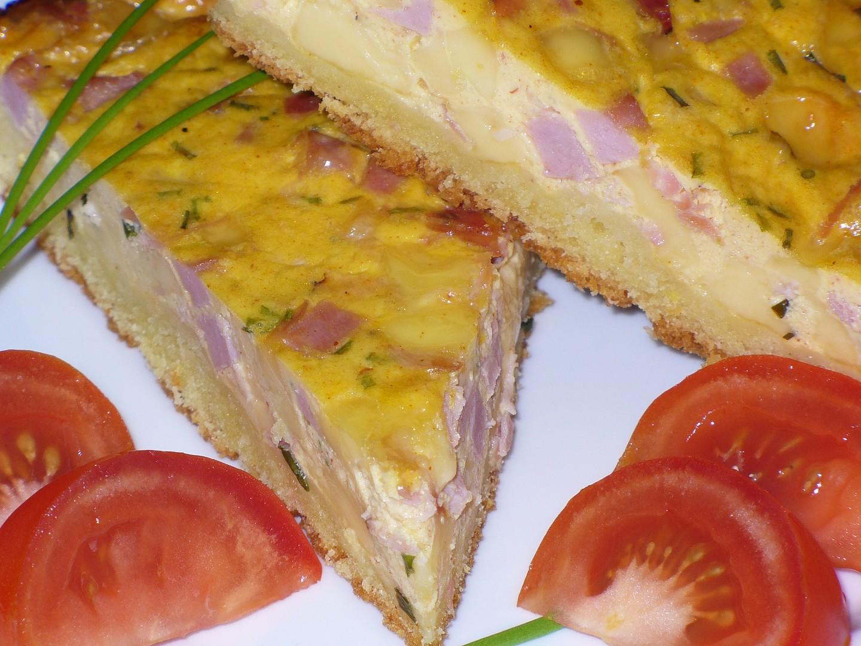 Sýrový koláč