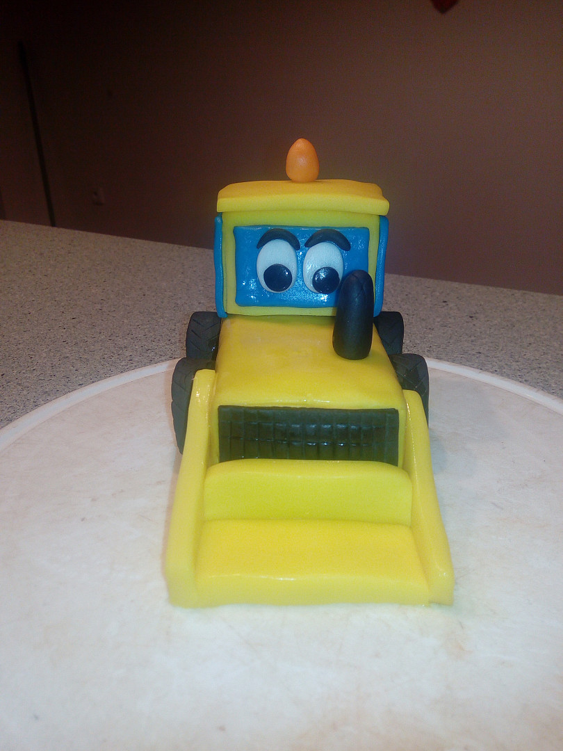 Traktor s nakladačem