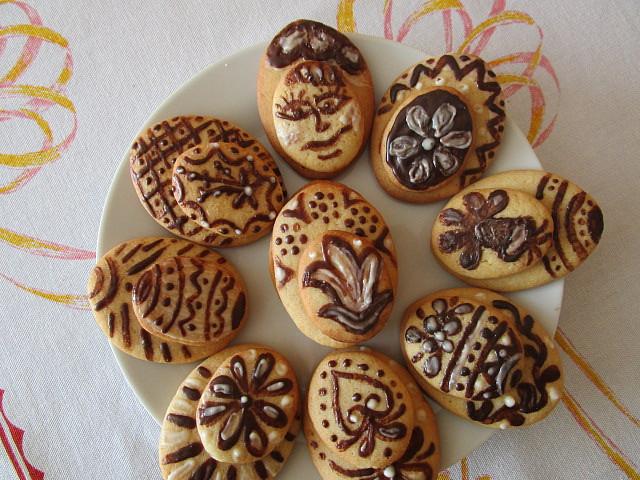 Velikonoční cukroví