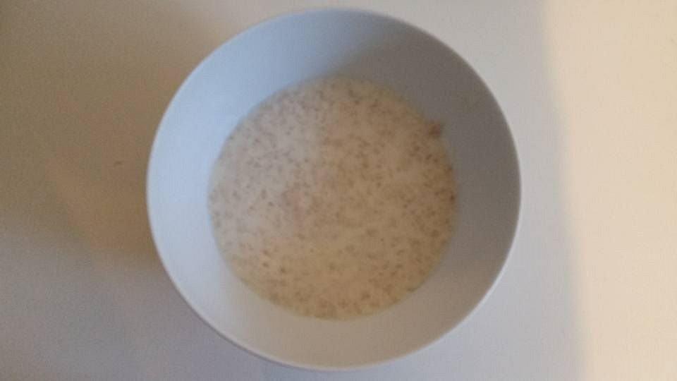 Vločková kaše na sladko (Britská Porridge)