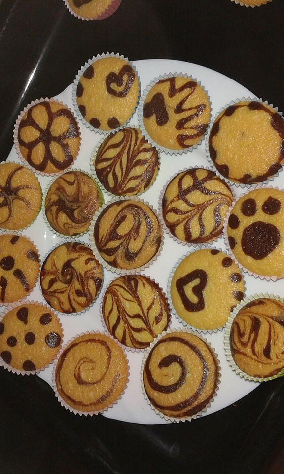 Výborné stoprocentně nadýchané muffiny