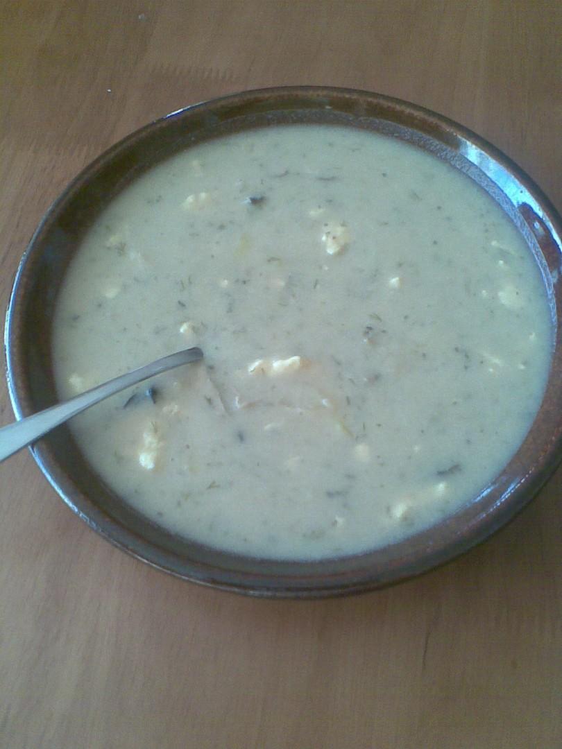 Z každé polévky něco aneb dobrůtka je na světě